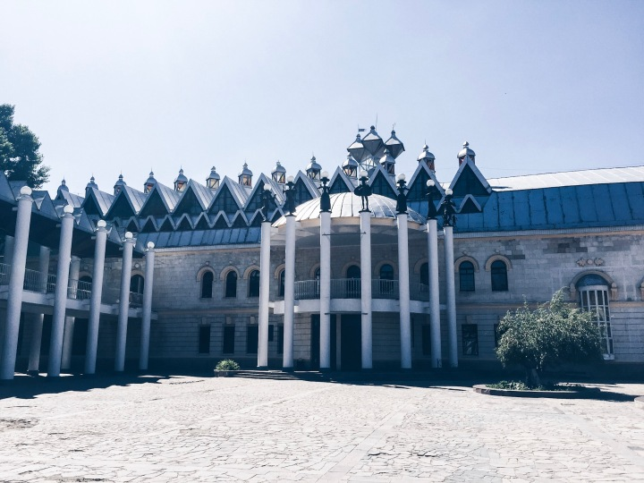 Monument de Vladimir Vysotsky