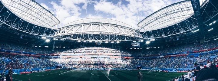 COUPE DU MONDE FOOTBALL 2018